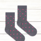 Носки Pinky Cross