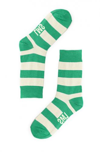 Зеленые носки