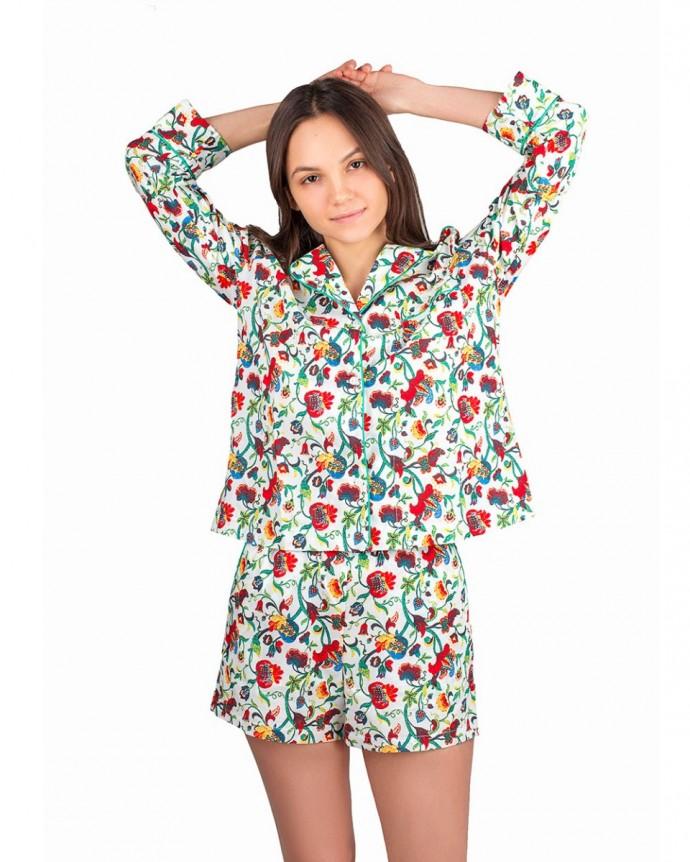 Пижама с рисунком