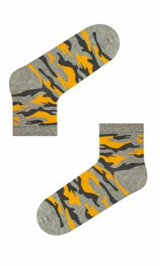Камуфляжные носки