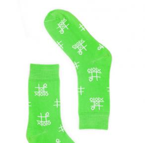 Носки Tic-tac-toe