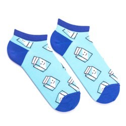 Носки «Молоко»