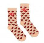 Носки «Сердечки»