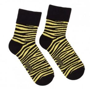 Носки тёплые «Зебра»