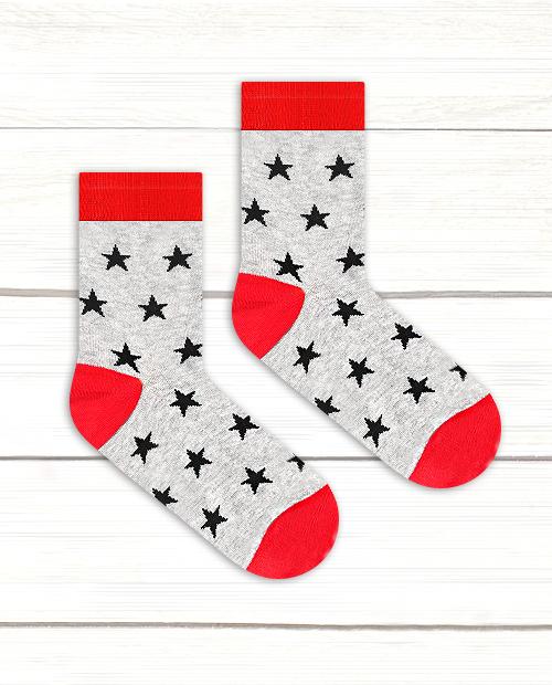 Носки со звёздами